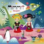 Mimmit - Musapatti CD