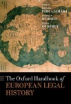The Oxford Handbook of European Legal History