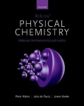 Atkins' Physical Chemistry 11e - Volume 3: Molecular Thermodynamics and Kinetics