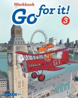 Go for it! 3 Workbook